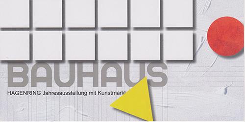 BAUHAUS Jahresausstellung