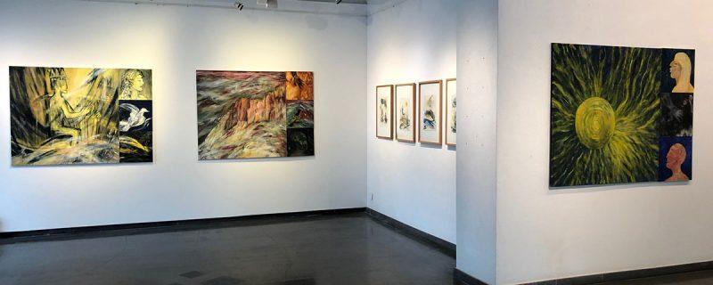 Ausstellung Barbara Wolff